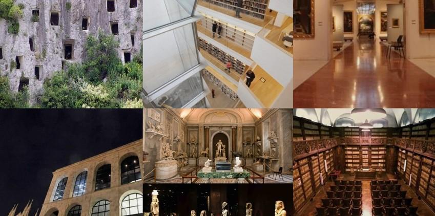 Itinerario eclettico della cultura italiana
