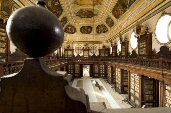 Catania, la biblioteca che resiste