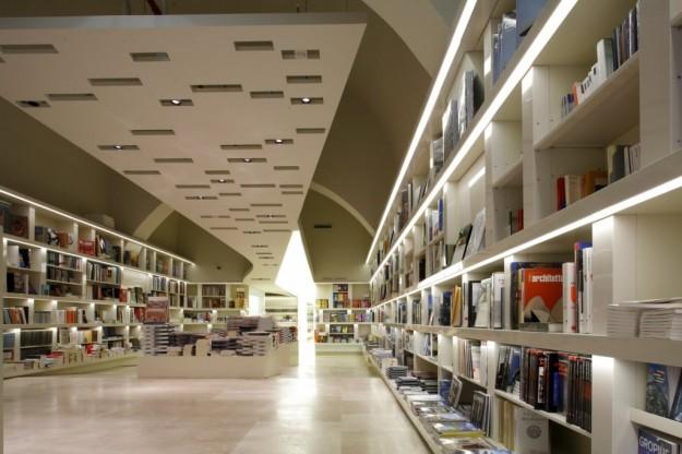 Ecco le 2 librerie italiane tra le 20 più belle al mondo