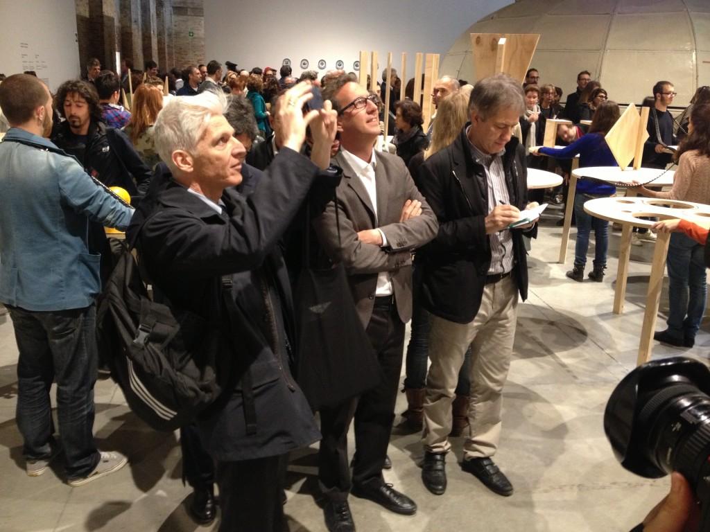 padiglione italiano biennale 2013