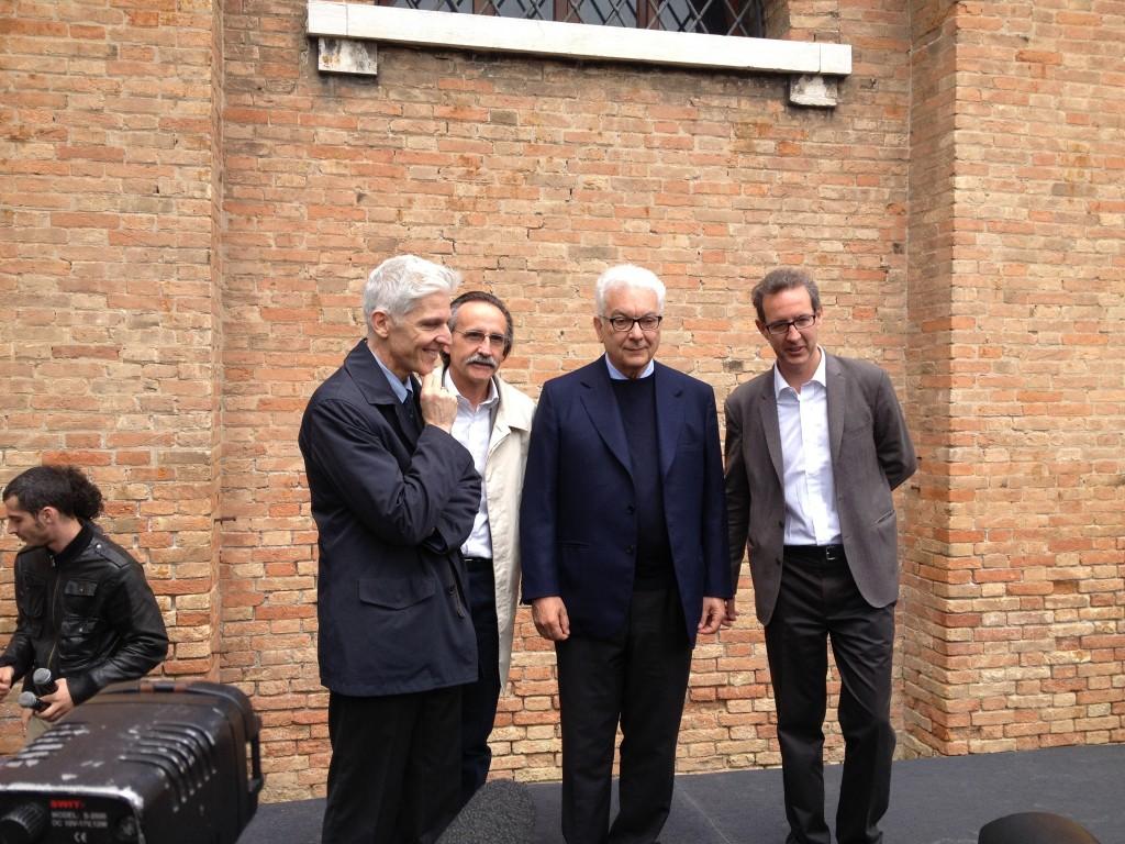 inaugurazione biennale venezia 2013