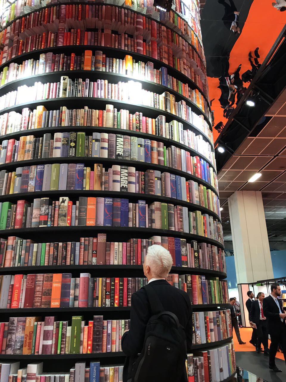 La torre del libro
