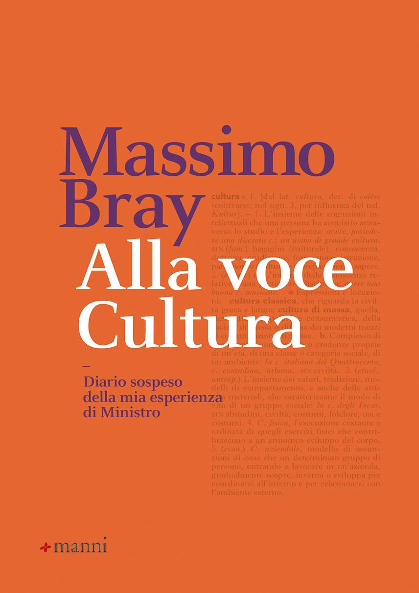 copertina alla voce cultura
